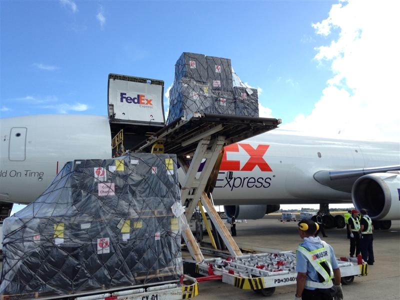 Dịch vụ vận chuyển hàng hóa quốc tế đi Iran tại Sài Gòn Bay