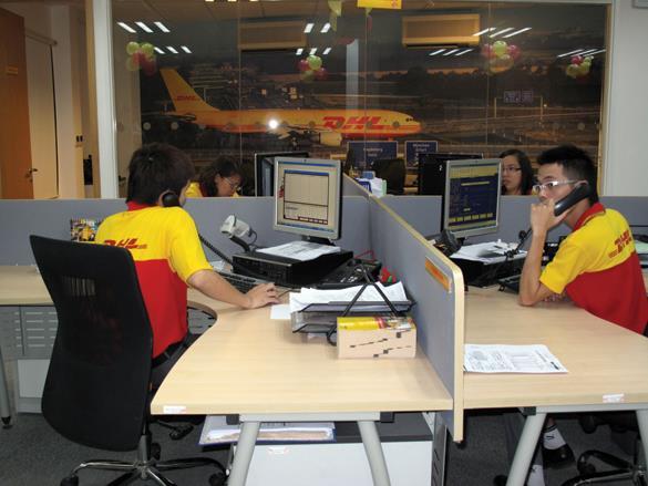 Tính đến nay, DHL đầu tư khoảng 37 triệu USD vào Việt Nam