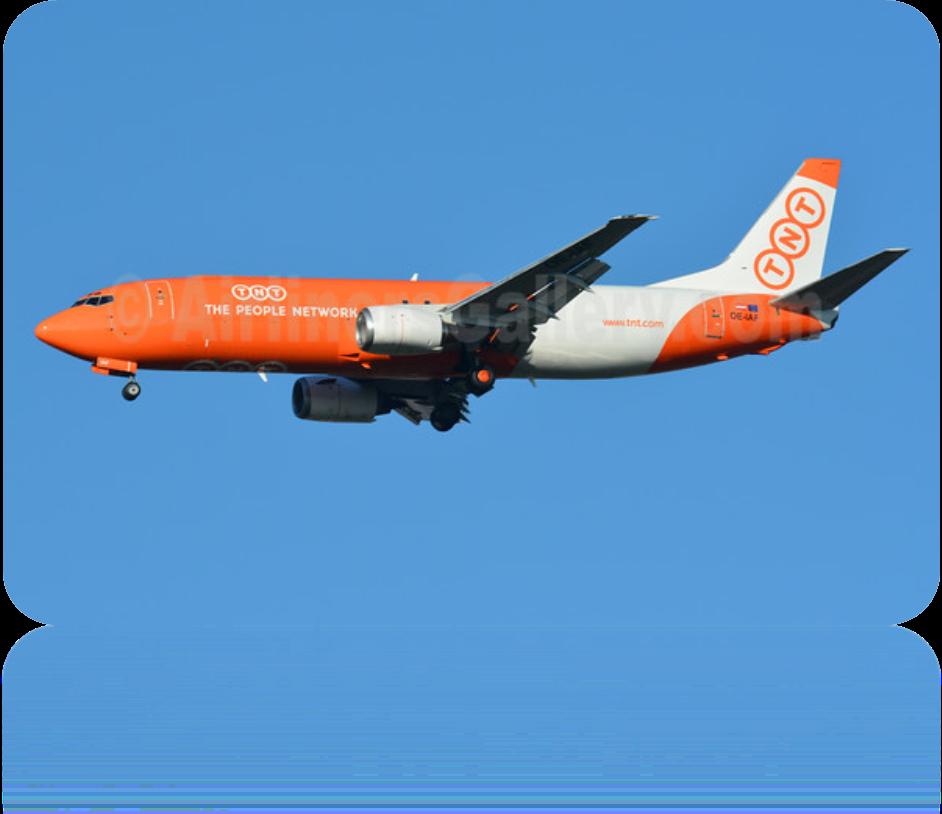 Máy bay Gửi hàng đi Nga của TNT