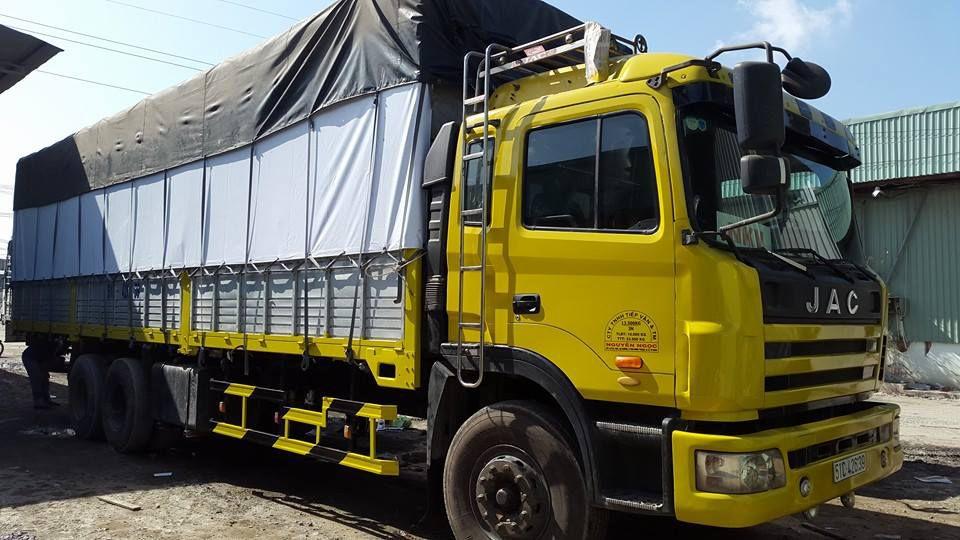 SgbExpress tổ chức vận chuyển đường bộ các loại hàng hóa đi Kandal Campuchia