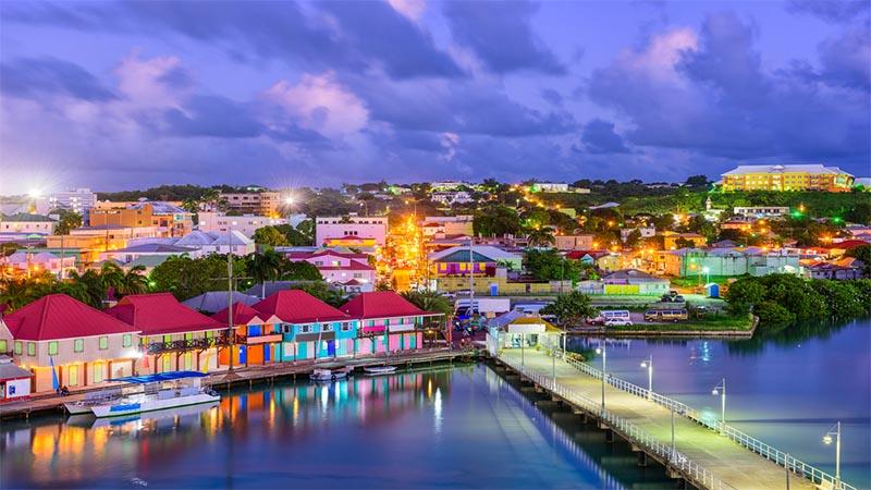 Dịch vụ gửi hàng đi Antiqua và Barbuda giá rẻ