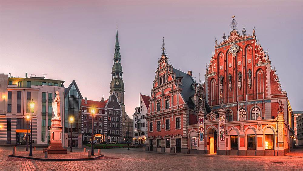 Dịch vụ chuyển phát nhanh tài liệu đi Latvia giá rẻ - Sài Gòn Bay Express