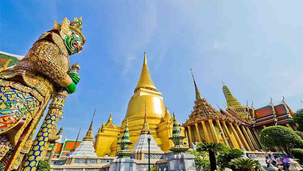 Dịch vụ chuyển phát nhanh đi Thái Lan giá rẻ tại Sài Gòn Bay