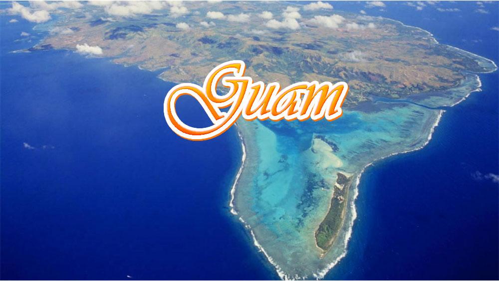 Dịch vụ chuyển phát nhanh đi Guam giá rẻ tại Sài Gòn Bay