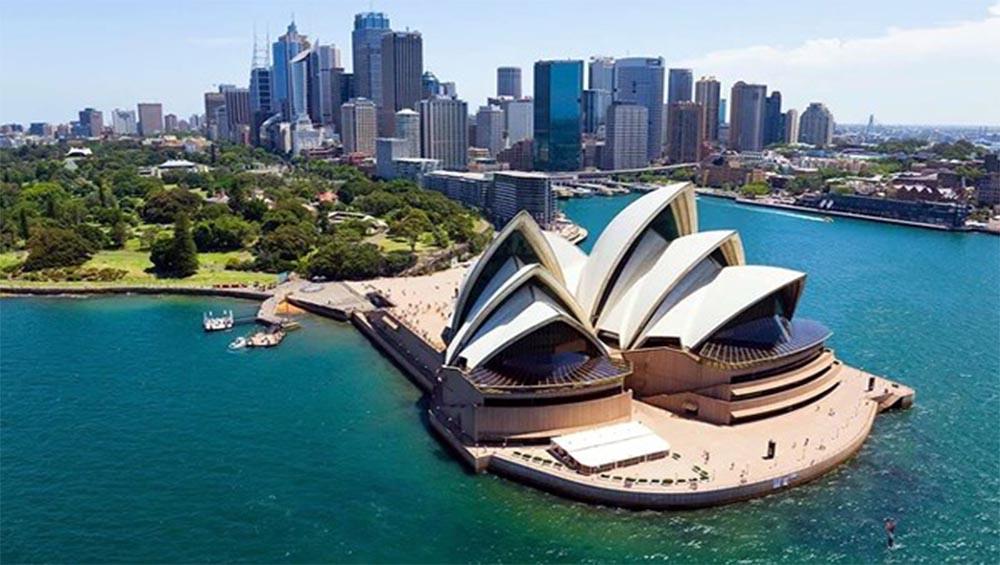 Dịch vụ gửi hàng hóa đi Australia của công ty Sài Gòn Bay