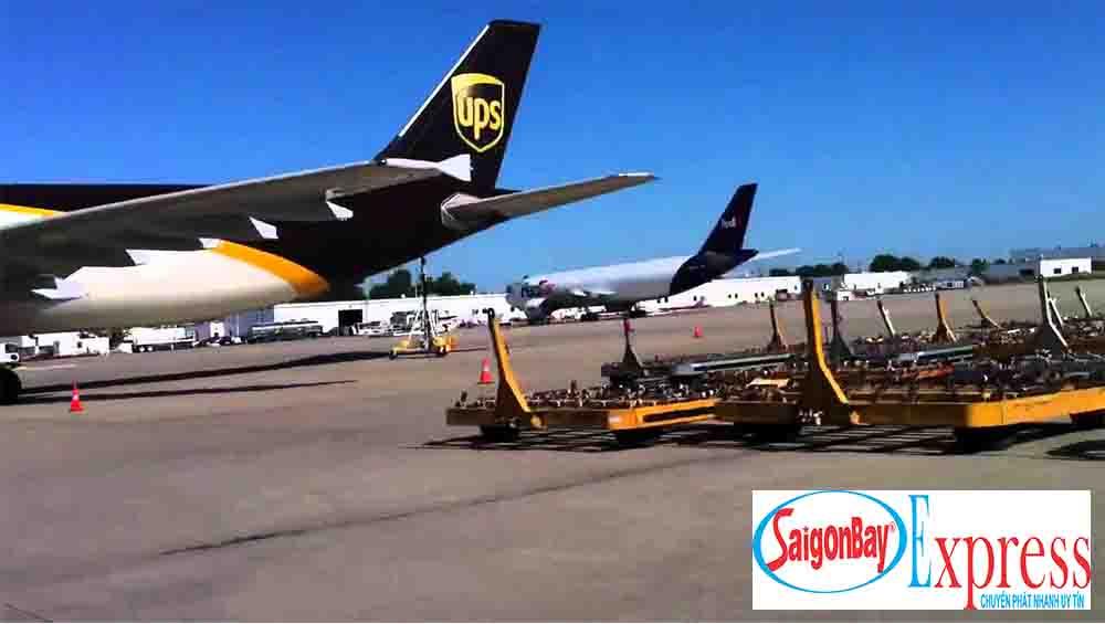 Dịch vụ vận chuyển hàng hóa quốc tế đi Ireland uy tín tại Sài Gòn Bay