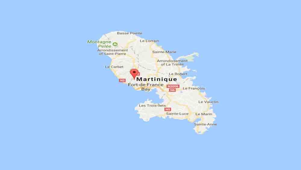 Dịch vụ vận chuyển hàng hóa đi Martinique uy tín tại Sài Gòn Bay