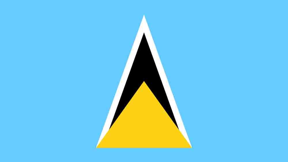 Dịch vụ chuyển phát nhanh đi Saint Lucia giá rẻ tại Sài Gòn Bay