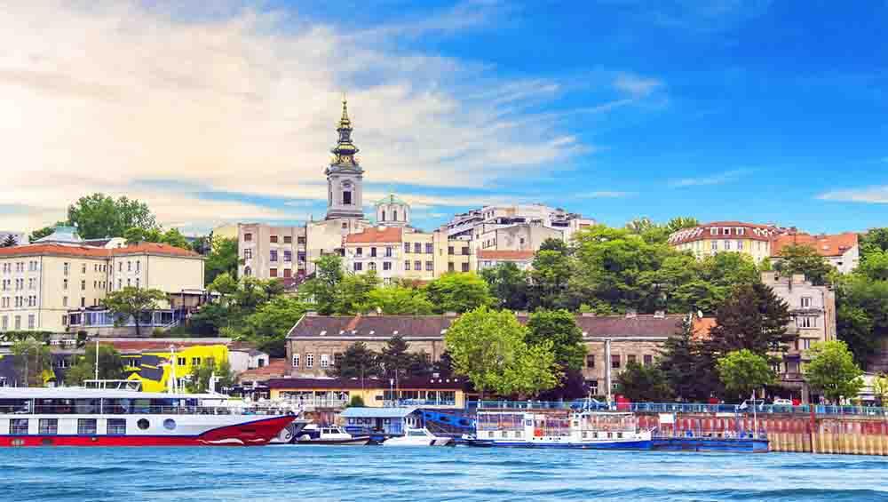 Sài Gòn Bay cung cấp dịch vụ vận chuyển hàng hóa đi Serbia uy tín