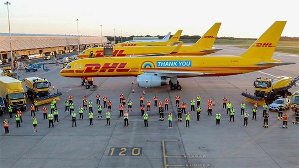 Hiện đại hoá đội tàu bay, DHL mạnh tay chi tiền mua 4 máy bay của Boeing
