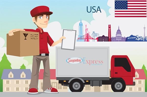 Gửi hàng đi Mỹ giá rẻ tại Hà Nội - Gửi hàng trực tiếp thông qua các hãng vận chuyển quốc tế giá tốt nhất