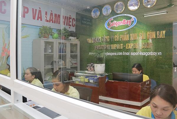 Chuyển phát quốc tế Sài Gòn Bay chi nhánh Hà Nội – Nhanh chóng, an toàn, tiết kiệm