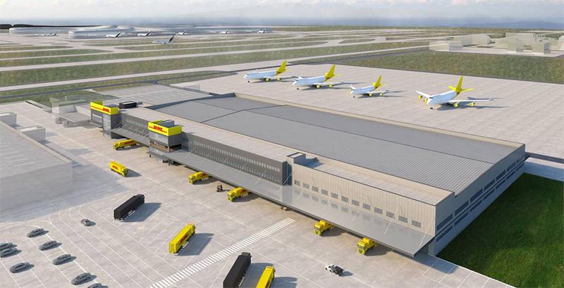 750 triệu euro được DHL đầu tư vào Châu Á – Thái Bình Dương để mở rộng kinh doanh