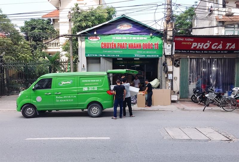 Địa chỉ gửi hàng ePacket tại Hà Nội: Lựa chọn ngay Sài Gòn Bay Express