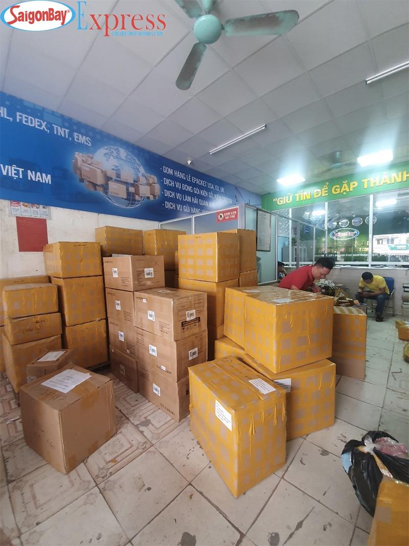 Mách bạn địa chỉ chuyển hàng nhanh đi Mỹ giá rẻ tại Hà Nội