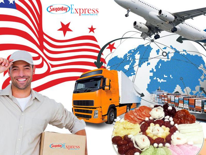 Gửi quà Tết đi Mỹ: Chọn đơn vị chuyển phát nhanh nào?