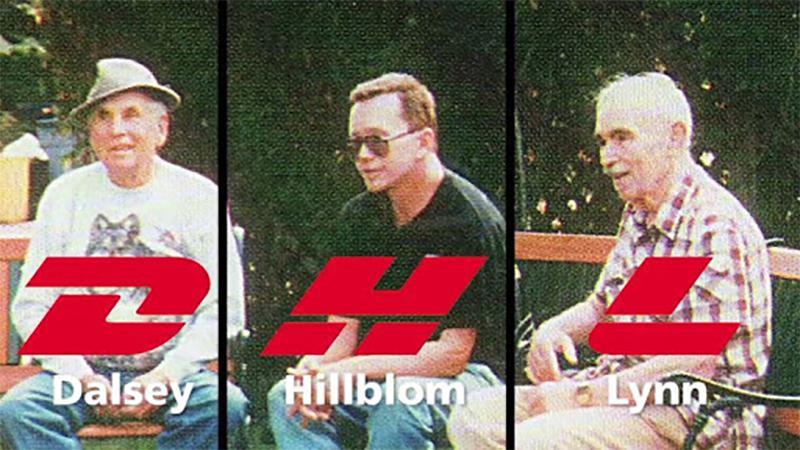 3 nhà sáng lập của DHL